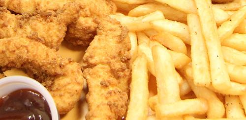 kids chicken tenders