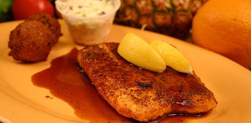 sugar shack salmon platter